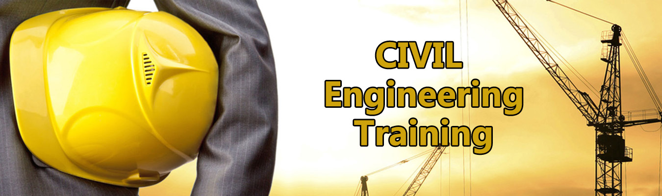 CIVIL Industrial Training Course in Chandigarh Mohali Panchkula