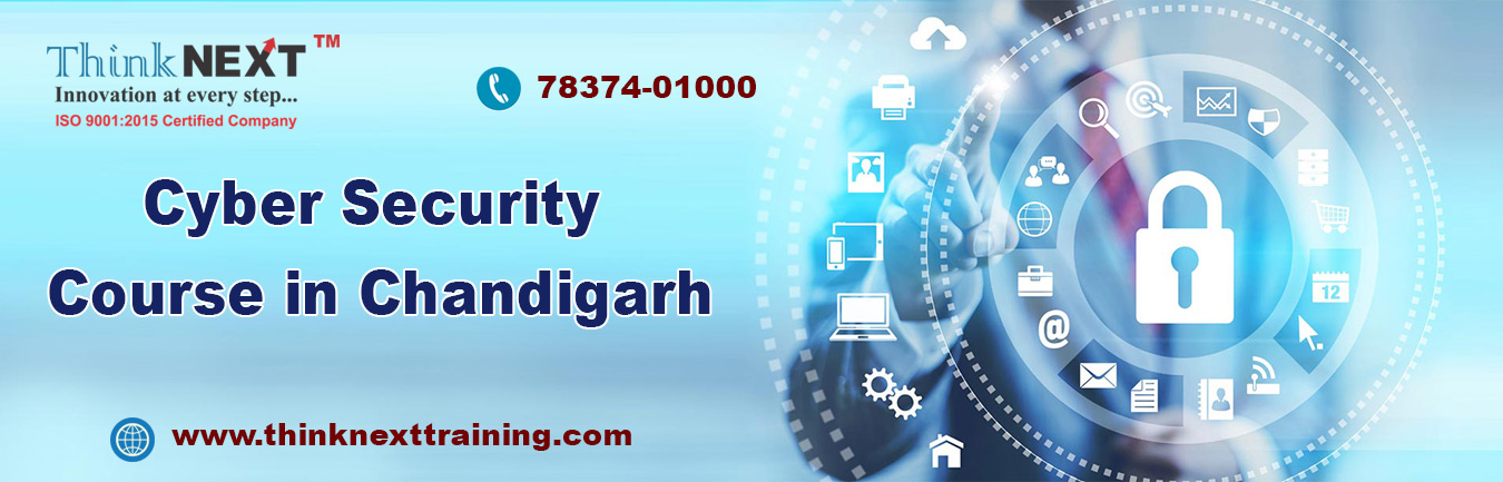 Cyber Security Training Course in Chandigarh Mohali