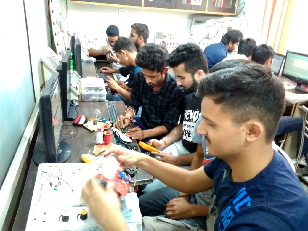 Six Months Industrial Training in Chandigarh